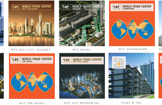 Resale booking of 1000sft virtual space in WTC Phase-I