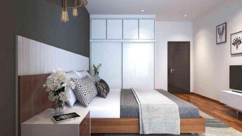 bedroom view hero homes dwarka expressway