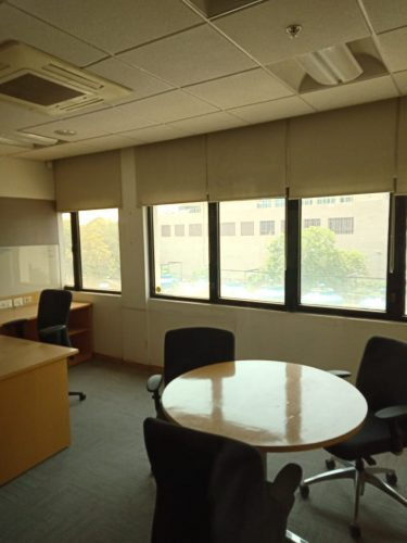 Meridian commercial tower Office space for rent