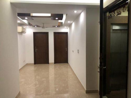 3 BHK Builder Floor for rent in Safdarjung Enclave, Delhi SouthFOR RENT Safdarjung enclave park facing builder floor 300 yards with lift FOR RENT