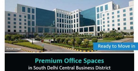 DLF Prime Towers Okhla, New Delhi
