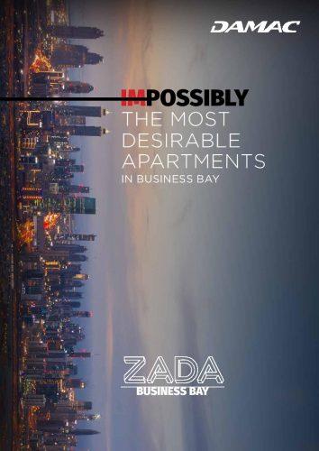 Zada Residences Business Bay by Damac Dubai