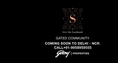 Godrej South Estate at Delhi Coming Soon with 2, 3 & 4BHK‎ CALL 9958959555 Godrej Properties residential apartment at Okhla Phase 1, South Delhi
