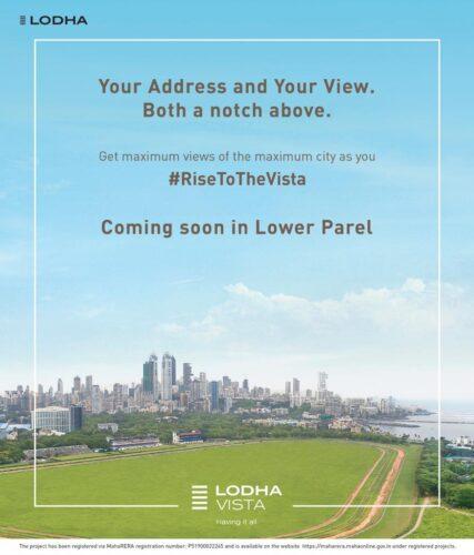 LODHA VISTA VIEWS MUMBAII