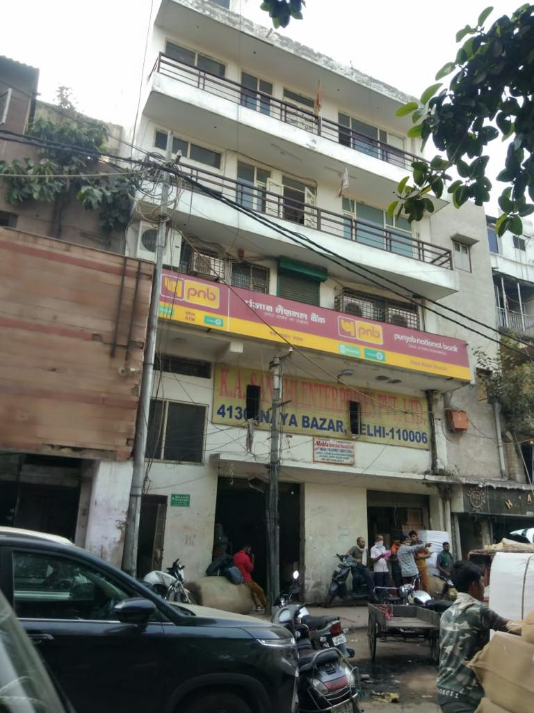 Rented PNB BANK at naya bazaar rent is 3.66 lacs 6% Cq value is only 1.25