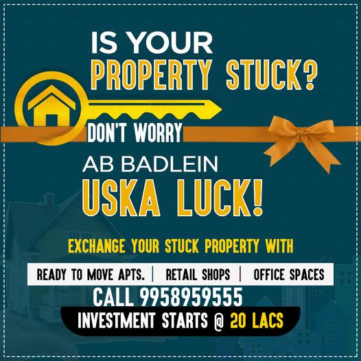 Builder property swap scheme | Property swap NCR