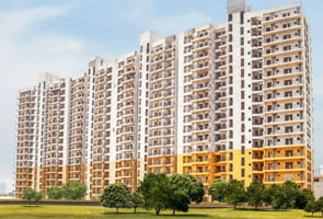 2 & 3 BHK Premium Ready To Move Apartments in Paramount Golfforeste @ Rs. 30.87 Lakh*
