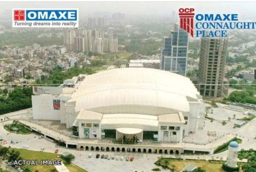 Book Commercial Shops/Office Space - Omaxe Connaught Place, Greater Noida @ Rs.25 Lakh* with 72 months of Lease Rental from reputed developer Omaxe LTD