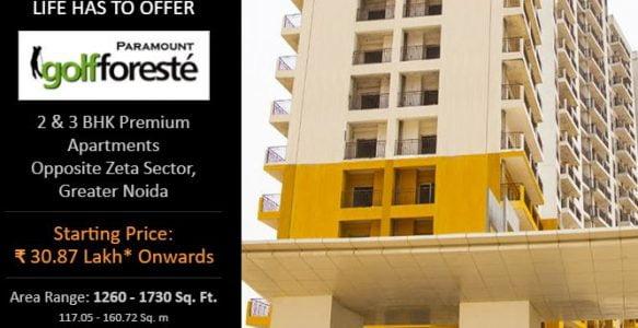 2 & 3 BHK Premium Ready To Move Apartments