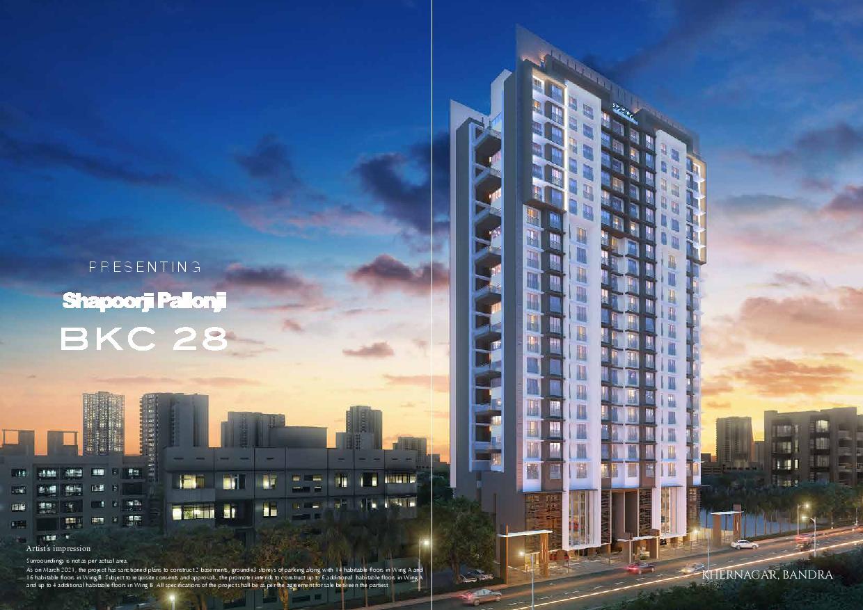 BKC 28 by Shapoorji Pallonji Real Estate