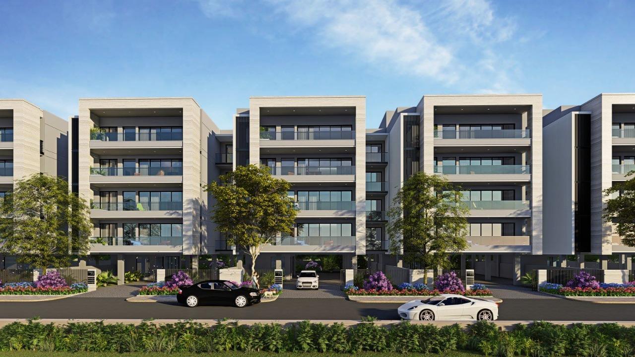 4BHK Luxury Independent Floors at DLF Alameda, Sector-73, SPR, Gurugram.